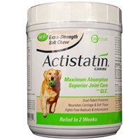 Image of Actistatin Canine Extra Strength Soft Chews Large (120 ct)