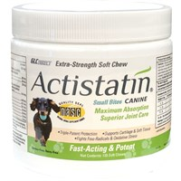 Image of Actistatin Canine Extra Strength Soft Chews Small Bites (120 ct)