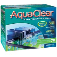 Image of AquaClear 70 Power Filter (40-70g)