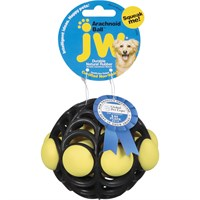 Image of JW Pet Arachnoid Ball (Assorted Colors)