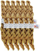 """Image of 12 PACK Redbarn 9"""" Braided Bully Stick"""