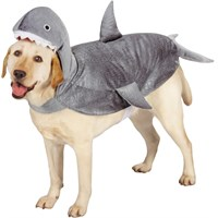 Image of Casual Canine Shark Costume - Large