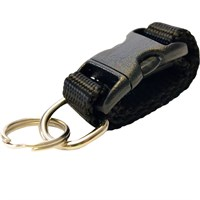 Image of Cetacea Tag-It Removable Tag Holder - Black