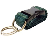 Image of Cetacea Tag-It Removable Tag Holder - Foliage Green