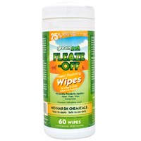 Image of Green Pet Fleaze-Off Wipes (60 ct)