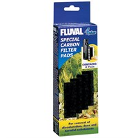 Image of Fluval 4 Plus Carbon Pads (4-Pack)