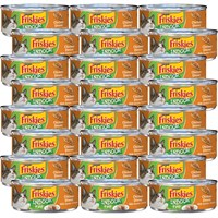 Image of Friskies Indoor - Pate Chicken Dinner Canned Cat Food (24x5.5 oz)