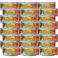 Image of Friskies Indoor - Chunky Chicken & Turkey Casserole Canned Cat Food (24x5.5 oz)