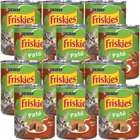 Image of Friskies Pate - Mixed Grill Canned Cat Food (12x13 oz)