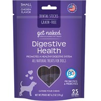 Image of Get Naked Digestive Health Treats for Dogs Small (6.2 oz)