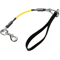 Image of Vir-Chew-Ly Indestructible Leash for Life -Yellow (Medium)