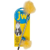 Image of JW Pet Cataction Feather Wand