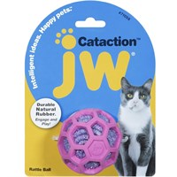 Image of JW Pet Cataction Rattle Ball