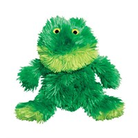 Image of Kong Material Sitting Frog Toy - Small