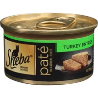 Image of Mars Sheba Premium Pate Turkey (3 oz)