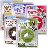Image of Mascot Fragrance Collar for Dogs - Assorted (5 Pack)
