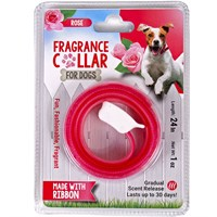 Image of Mascot Fragrance Collar for Dogs - Rose