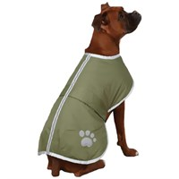 Image of Zack & Zoey Classic Nor'Easter Jacket - Chive (Small)