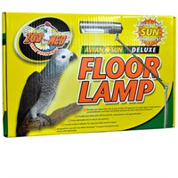 Image of AvianSun Deluxe Floor Lamp(bulb not included)