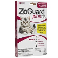 Image of ZoGuard Plus for Cats (3 Pack)