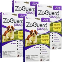 Image of ZoGuard Plus for Dogs 23-44 lbs (12 Pack)