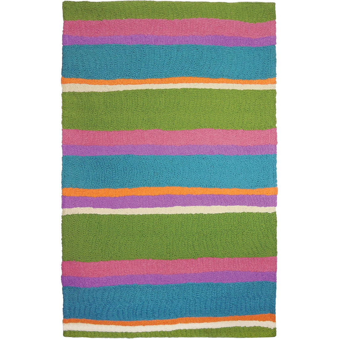 Cabana Stripe Indoor/Outdoor Rug - 5 x 7