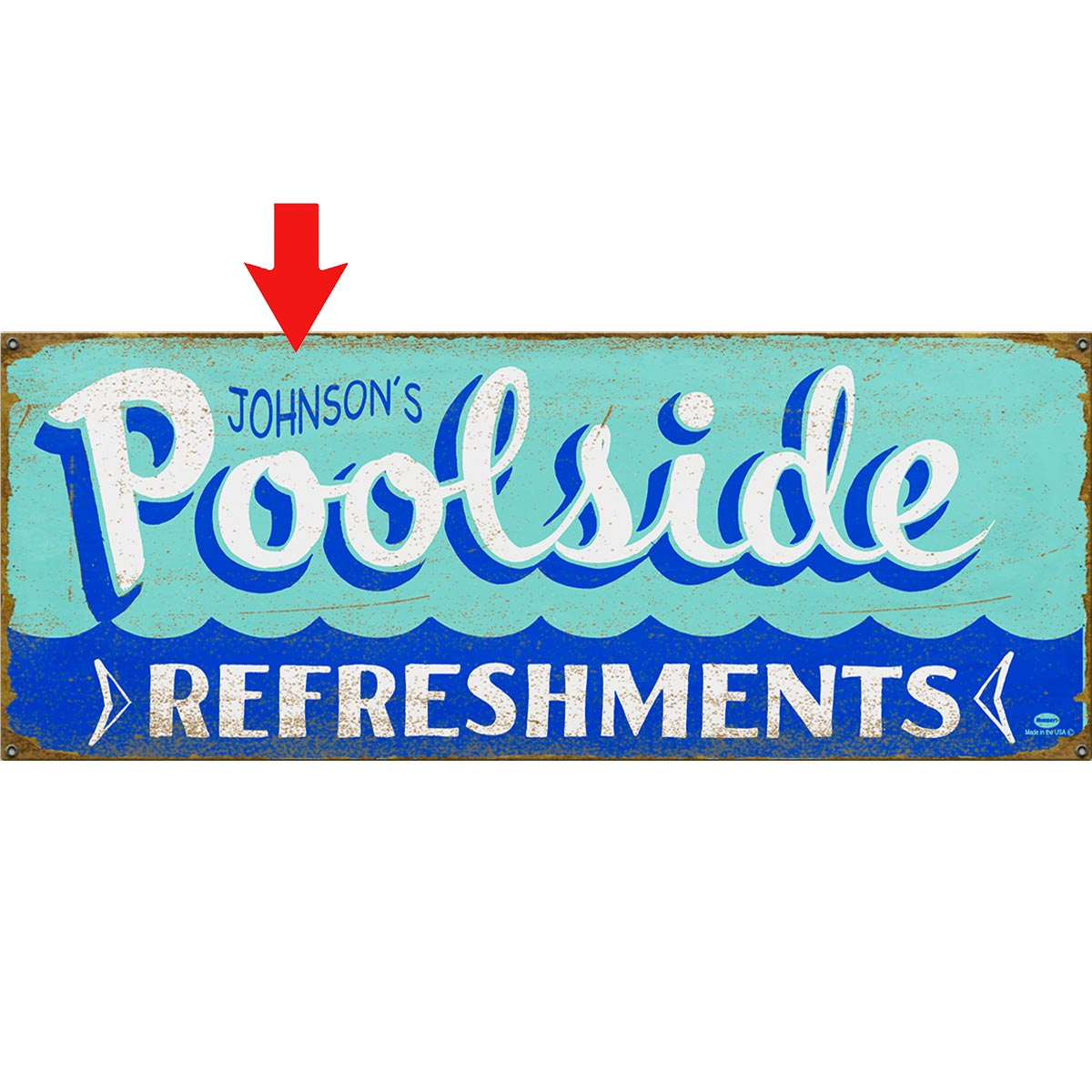 Fun pool signs | Compare Prices at Nextag