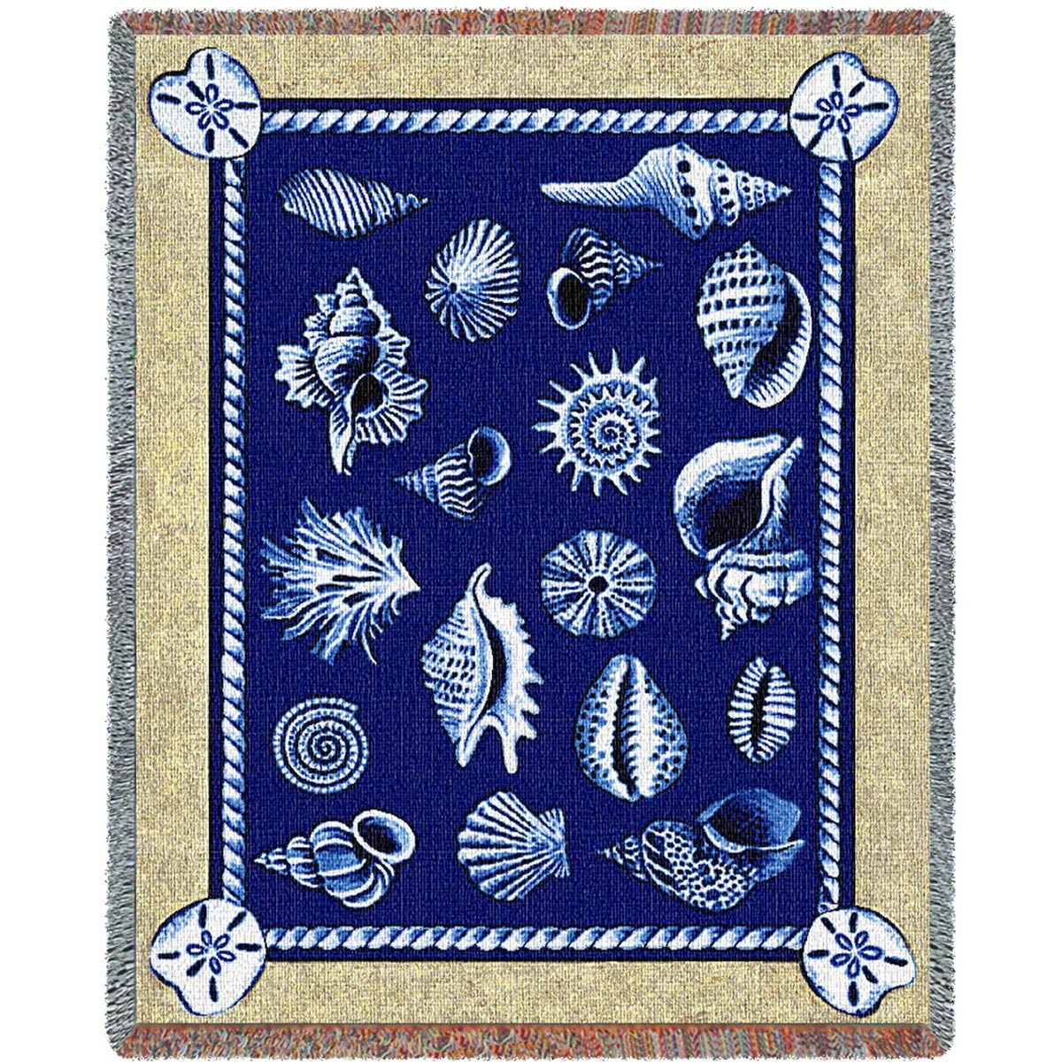 Shell Collection Blanket
