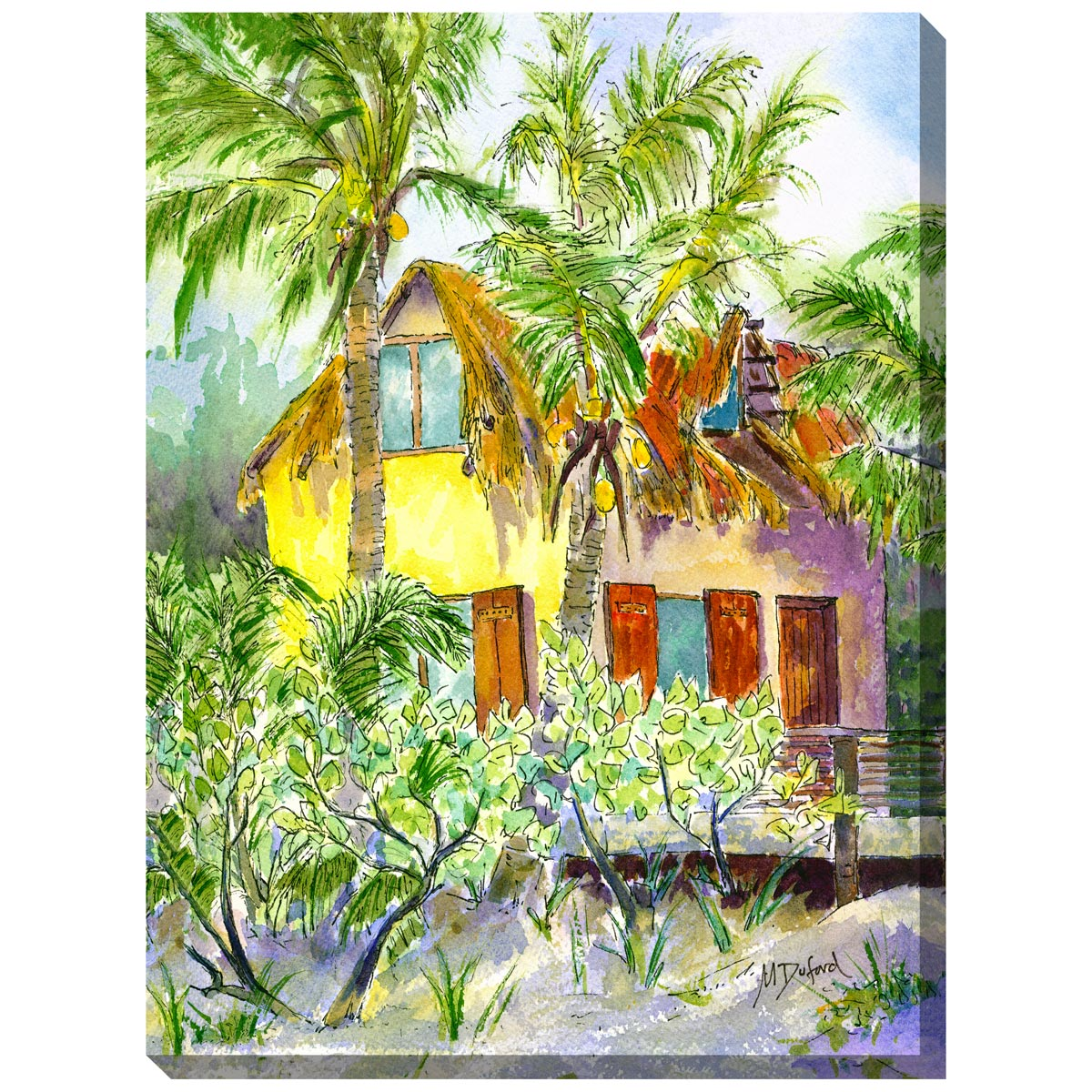 Beach cottage wall art | Home & Garden | Compare Prices at Nextag