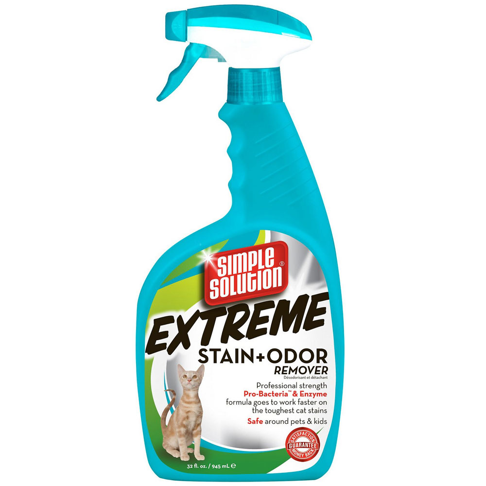 Simple Solution EXTREME Stain & Odor Remover Spray (32 fl oz)