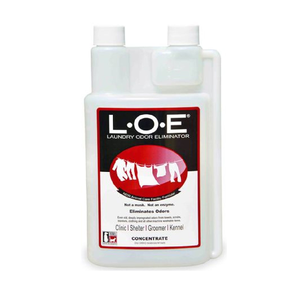 LOE Laundry Odor Eliminator Concentrate (32 oz)