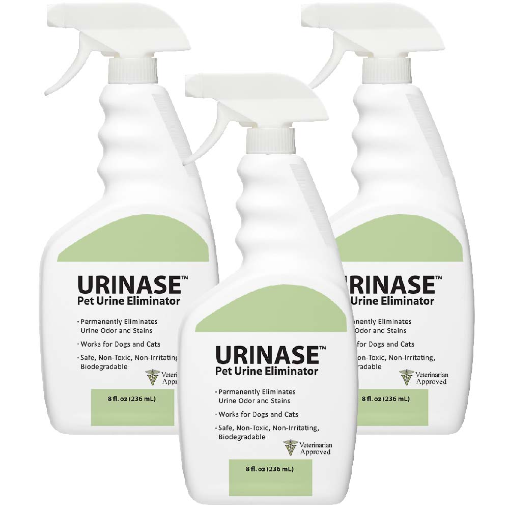 3-PACK URINASE Odor & Stain Eliminator (24 fl oz)