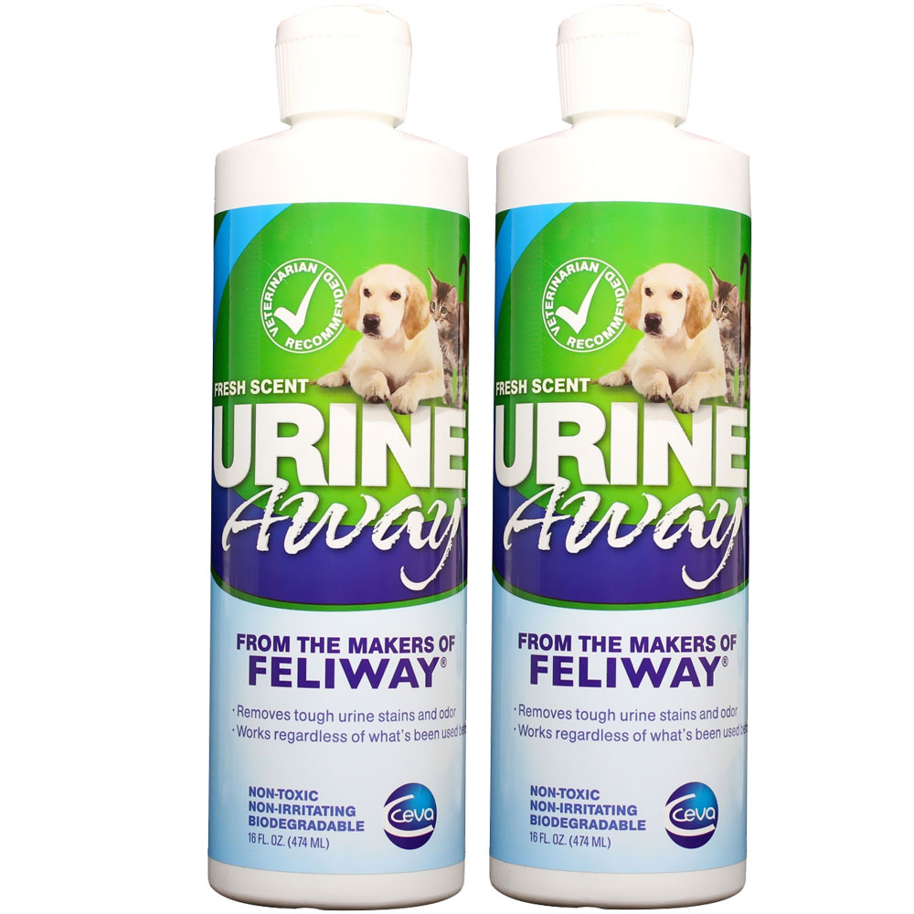 2-PACK URINE-AWAY 32 oz Soaker