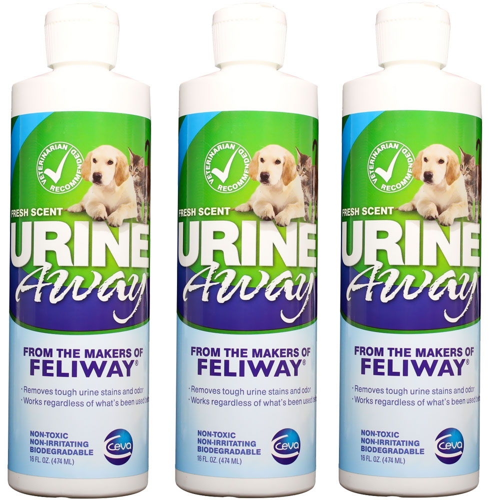 3-PACK URINE-AWAY 48 oz Soaker